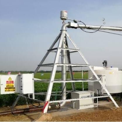 【农业用水精细化管理专题】圆形喷灌机精准灌溉施肥技术与装备