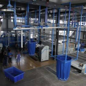 【洗涤设备专题】隧道式连续大型洗涤机组洗涤全过程集成控制技术